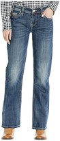 Rock and Roll Cowgirl Riding Bootcut in Medium Vintage W7-4129 (Medium Vintage) Women's Jeans