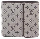 Louis Vuitton Mini Lin Compact Wallet