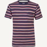 Fat Face Retro Highlight Stripe T-Shirt