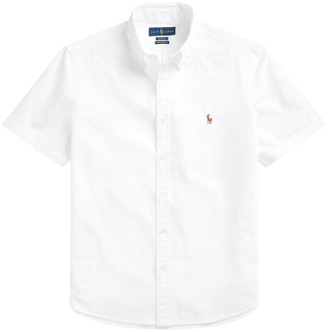 Polo Ralph Lauren Short-Sleeve Chambray Sport Shirt