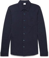 Sunspel - Slim-fit Cotton-piqué Shirt