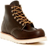 Red Wing Shoes 6 Moc Toe Boot