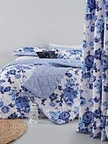 Very Catherine Lansfield Pippa Floral Rose Bedspread Throw