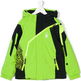 Spyder hooded padded jacket