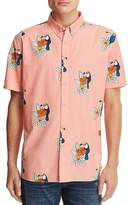 Barney Cools Toucan Short Sleeve Button-Down Shirt - 100% Exclusive