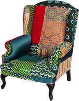 Desigual Patchwork Armchair