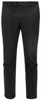 Alexander Mcqueen Zip-cuff Skinny Trousers