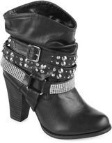 JUST DOLCE BY MOJO MOXY Just Docle By Mojo Moxy Baby Girl Studded Ankle Booties