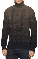 Calvin Klein Jeans Ombre Knit Turtleneck Sweater