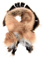 Elcom fox fur stole