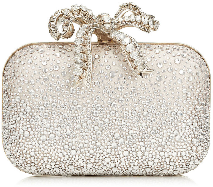 5a4dc159fa Mesh Evening Bags - ShopStyle