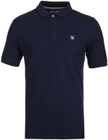 Fila Cranze Peacoat Navy Short Sleeve Polo Shirt