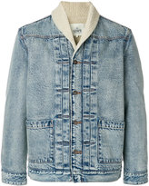 Levi's Made & Crafted shawl collar trucker jacket