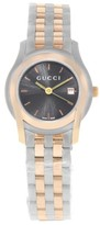 Gucci 5500L YA055531 Stainless Steel 27mm Womens Watch