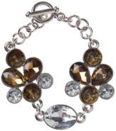 Crazy 8 Floral Gem Bracelet