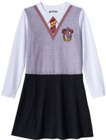 Girls 6-14 Harry Potter Hermione Dress-Up Nightgown