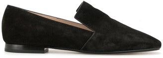 Rodo Flat Suede Loafers