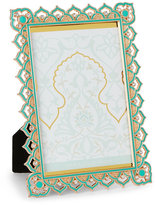 "Argento 4"" x 6"" Mint & Rose Gold-Tone Picture Frame"