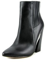 BCBGMAXAZRIA Metild Pointed Toe Leather Ankle Boot.