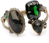 Alexis Bittar Custom Gemstone Brake Hinge Bracelet