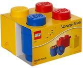 Room Copenhagen LEGO 3-pc. Storage Brick Multi-Pack by Room Copenhagen
