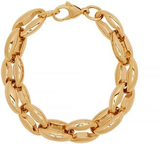 Fallon Toscano Gold-plated Chain Bracelet