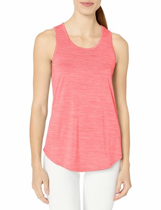 Charles River Apparel Women's Space Dye Moisture Wicking Performance Tank