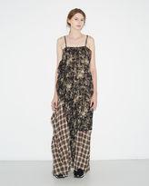 R 13 Sleeveless Apron Dress