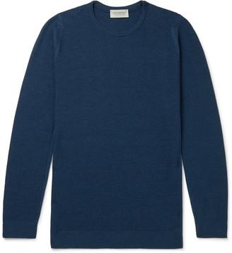 John Smedley Slim-Fit Merino Wool Sweater