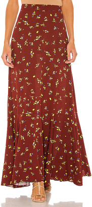 Free People Ruby's Forever Maxi Skirt