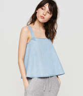 Lou & Grey Chambray Swing Tank