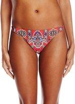 Nanette Lepore Women's Pretty Tough Vamp Bikini Bottom