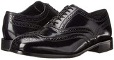 Florsheim Lexington Wingtip Oxford (Black Legacy) Men's Lace Up Wing Tip Shoes