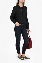 Frame Le Skinny Queensway Jeans