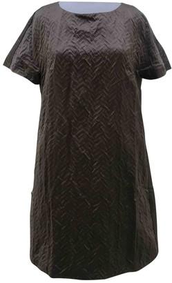 Sofie D'hoore Brown Silk Dresses