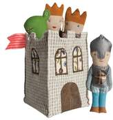Infant Maileg Castle & Knight Rattle 5-Piece Play Set