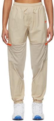 Reebok Classics Beige Cargo Pants
