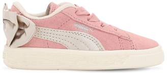 Puma Select BOW DOTS SUEDE SNEAKERS