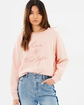 MinkPink Love At First Sight Sweatshirt