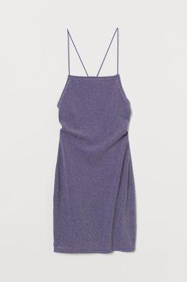 H&M Bodycon Dress - Purple