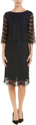 V&A Vogue Va 2Pc Sheath Dress
