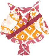 Masala Owl Girls Purse - Orange-One Size
