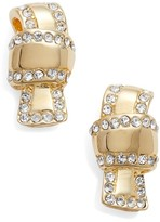 Kate Spade Women's All Tied Up Pave Stud Earrings