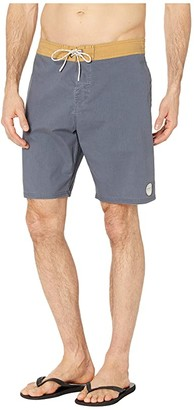 O'Neill Faded Cruzer Boardshorts (Light Blue) Men's Swimwear
