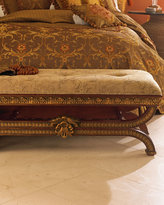 "Horchow ""Royal"" Bed Bench"