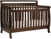 DaVinci C4791Q Emily 4 in 1 Crib with Toddler Rail (Espresso)