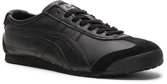 Onitsuka Tiger by Asics Mexico 66 in Black & Black | FWRD