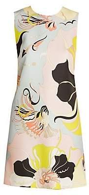 Emilio Pucci Women's Mirabilus Sleeveless Shift Dress