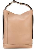 Marni Halo Pod tote bag - women - Calf Leather - One Size