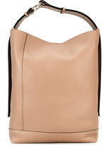 Marni large bucket tote bag